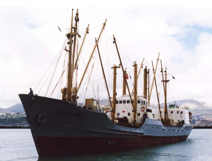Hope Island Cargo