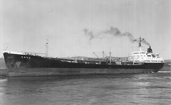 New Zealand Coastal Shipping - Coastal Tankers